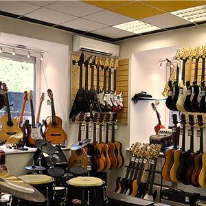 Музыкальные магазины Сарапула