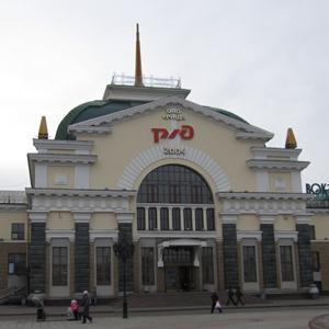 Железнодорожные вокзалы Сарапула